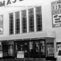 The Majestic Cinema September 1968