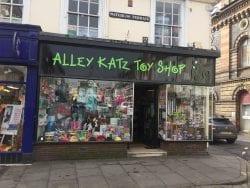 Alleykatz Toyshop